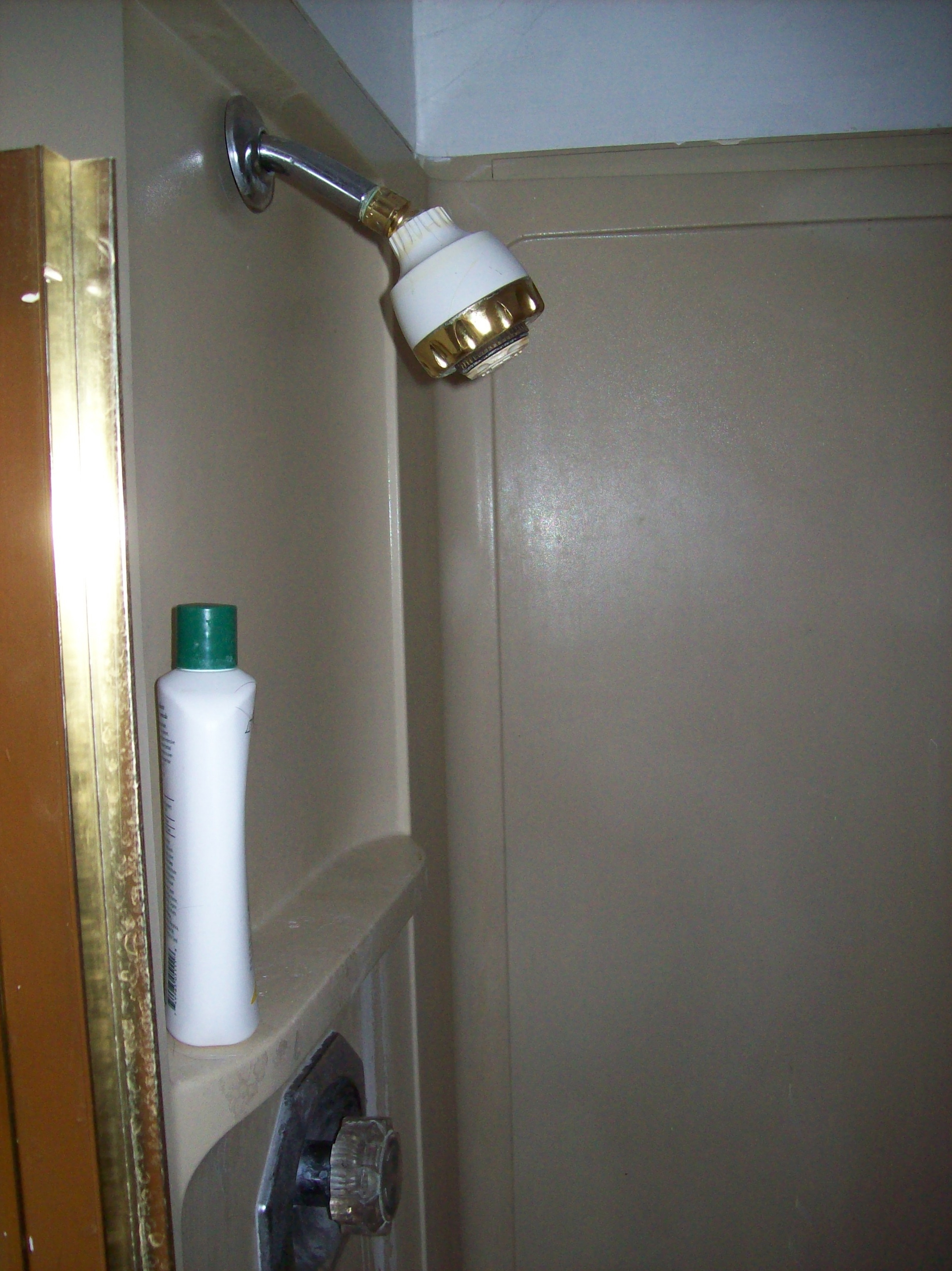 Sustainable DIY Series: How to Install a Low Flow Shower Head ...