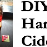 Homemade Hard Apple Cider