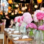 6 Tips for an Eco-Friendly Wedding Reception