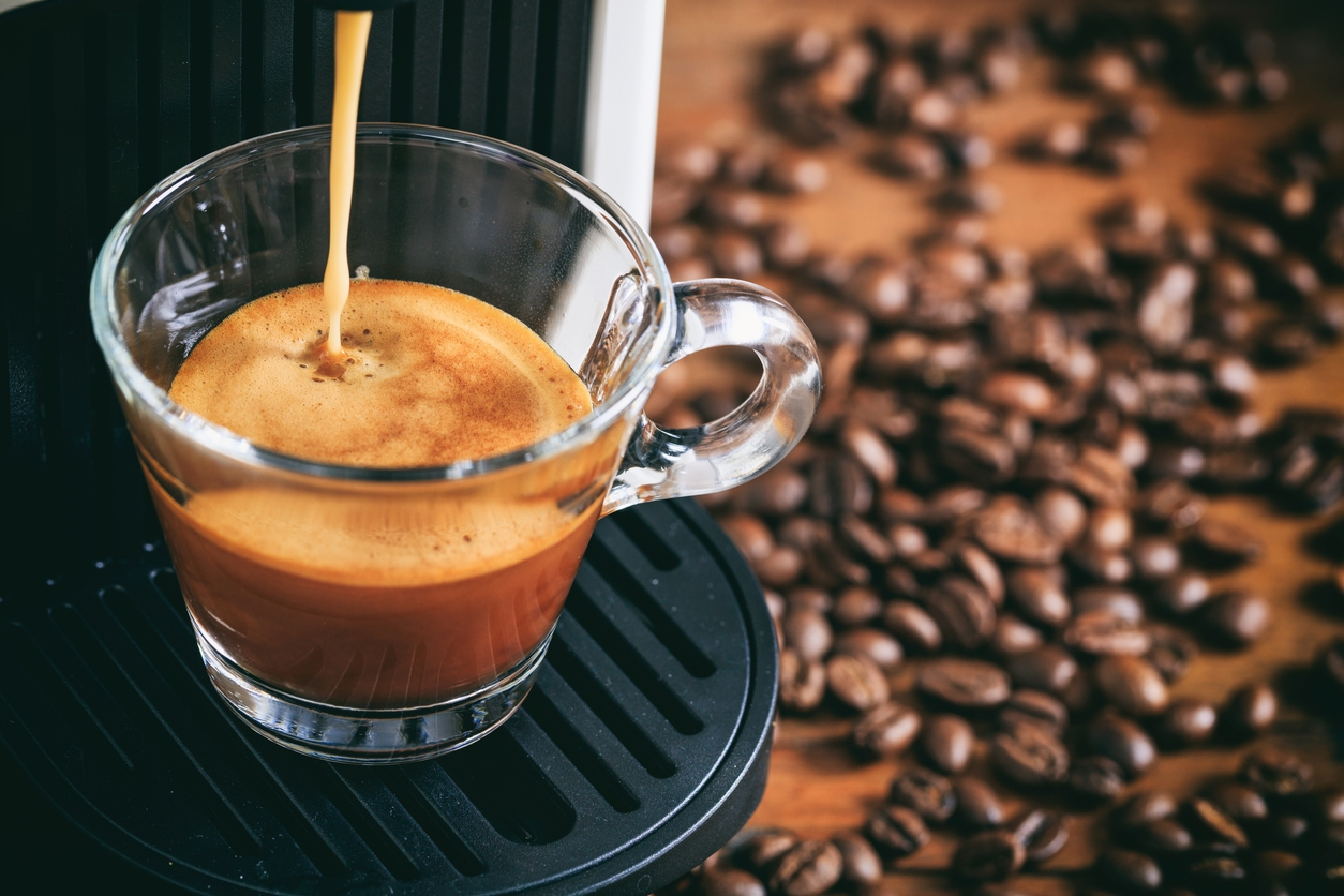 The healthiest coffee maker